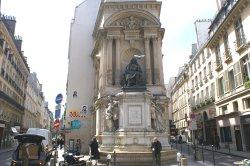 La Fontaine Moliere