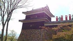 上田城南櫓・北櫓・櫓門