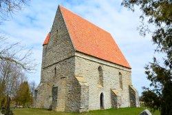 Saha Chapel