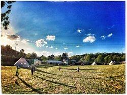 Seren Bach Campsite and Field