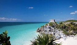 Une des plus belles plages des Caraïbes et le Château de Tulum - Mexique Découverte