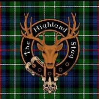 The Highland Stag
