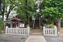 Iwatsuki Atago Shrine
