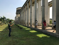 The Rangoon War Cemetery