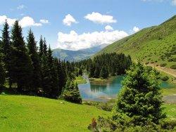 Two Days Tour Around Issyk Kul Lake