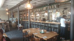 Great dishes, charming place and pleasant atmosphere