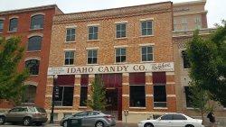 Idaho Candy Company Store and Factory
