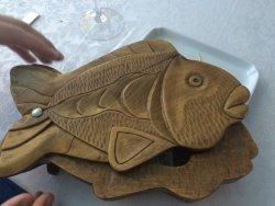 Очень вкусная рыба!
