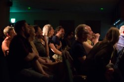 Comedy at Chorlton Irish Club