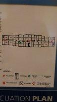 Room location map