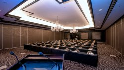 Ballroom meeting space