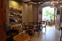 Cafe Las Flores Granada