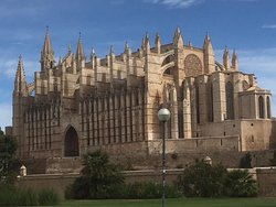 Palma Cathedral Le Seu