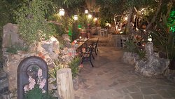Rustic Garden Greek Tapas & Wine