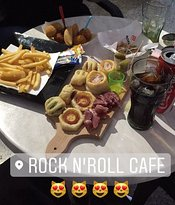 Rock'n'roll cafe