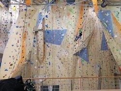 Kletterhalle Bergwerk