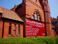 Woodhill Baptist Church