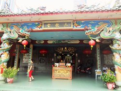 Sam Kow Tong Temple