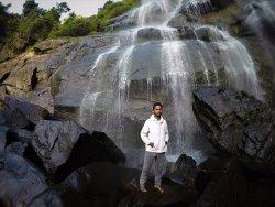 Bomburu Ella Waterfall