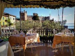terrazza tavoli