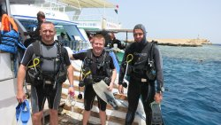 Excellent diving experience