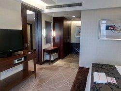 CP Beijing Int'l Airport - Bedroom view