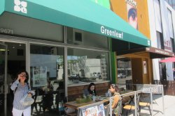 Greenleaf Gourmet Chopshop