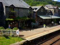 Betws-y-Coed Railway Station