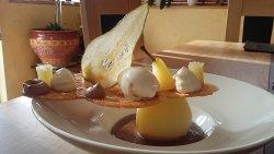 Restaurant la fleur de sel, domaine Mezeyrac Laguiole