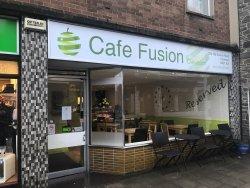 Cafe Fusion