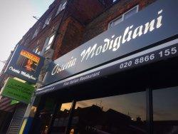 Osteria Modigliani