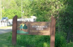 Kishwaukee River Forest Preserve