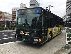 京都観光ループバス(K' Loop)