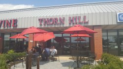 Thorn Hill Wine Tasting Store