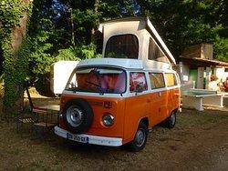 Camping Rétro La Gambionne
