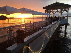 Fischersteg - Sunset Bar