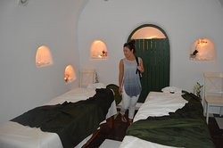 Truly Special Spa Day in Oia!