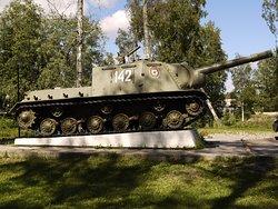 Танк ИС-3