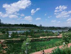 Unjeong Lake Park