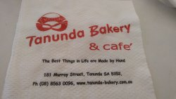 Handmade bakery