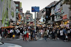 Hongdae Art Market Free Market
