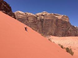 Wadi Rum Trail