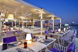 Le Deck By Laurent Peugeot restaurant