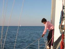 Lake Effect Sailing