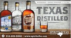 Spirit of Texas Independent Distillery