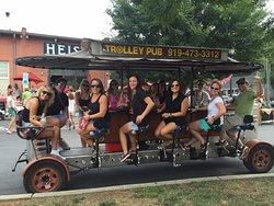 Trolley Pub Charlotte