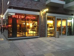 ‪Pizza Union Aldgate‬
