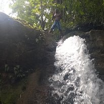 Vitoria Waterfall