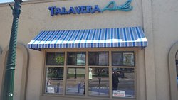 Talavera Azul