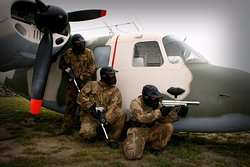 Delta Force Paintball Upminster